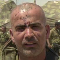 Col. Rasan Eliyan commander of the Golani brigade