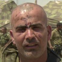 Col. Rasan Eliyan commander of the Golani brigade