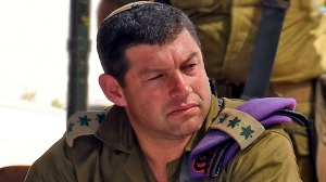 Col. Ofer Winter, commander of the Givati Infantry Brigade