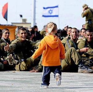 Our victory will be a peaceful future for our children...