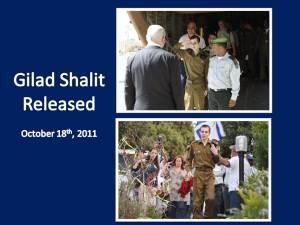 Gilad Shalit comes home