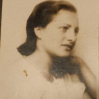 My grandmother, the Palestinian