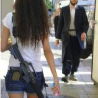 Why I am glad there are guns in the streets… of Israel