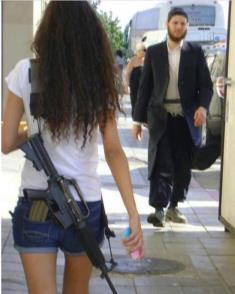 israel-girl-with-gun