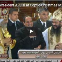 This is leadership: Abdel Fattah el-Sisi, President of Egypt