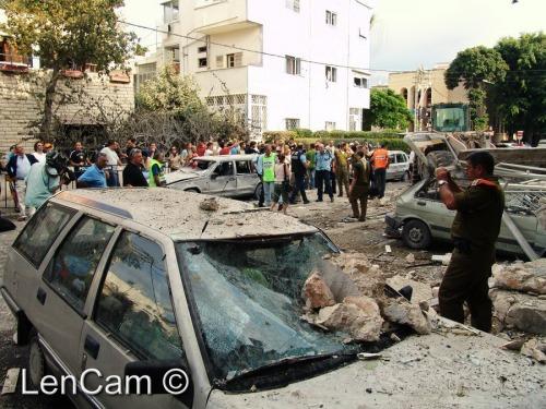 War in Haifa by Lenny M
