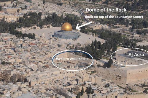 Temple Mount expln