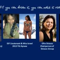 Unapologetic Zionist Feminist