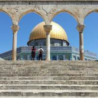 """The Temple Mount is in our hands!"""