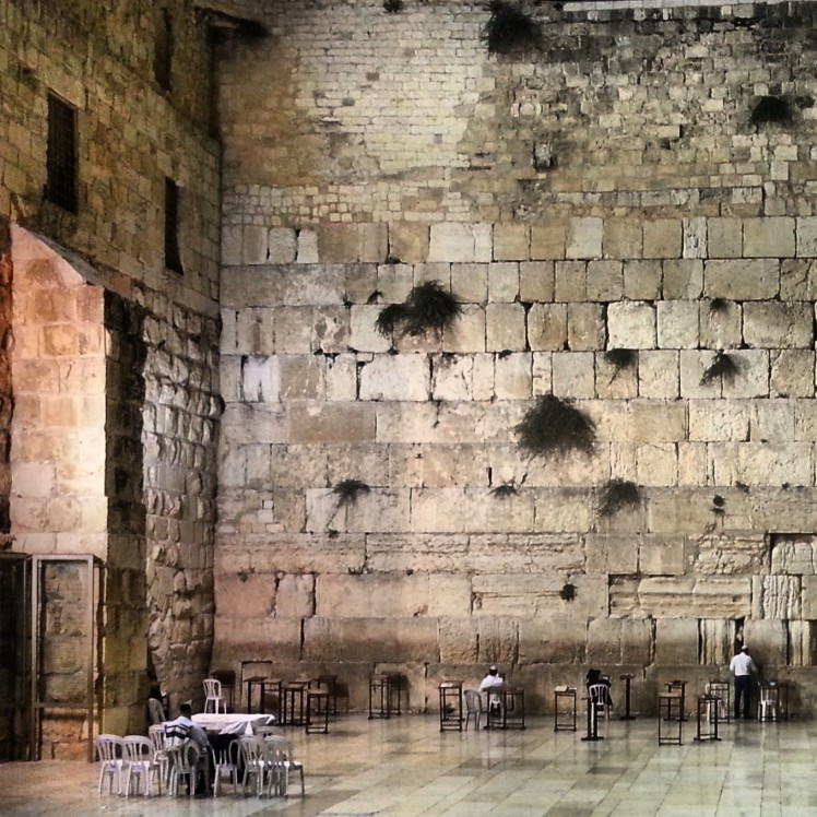 The Kotel, Jerusalem