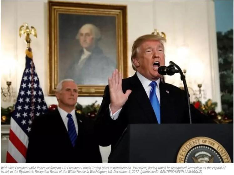 Trump Jerusalem Declaration