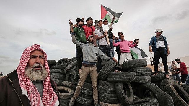 Israel strikes Hamas target in Gaza