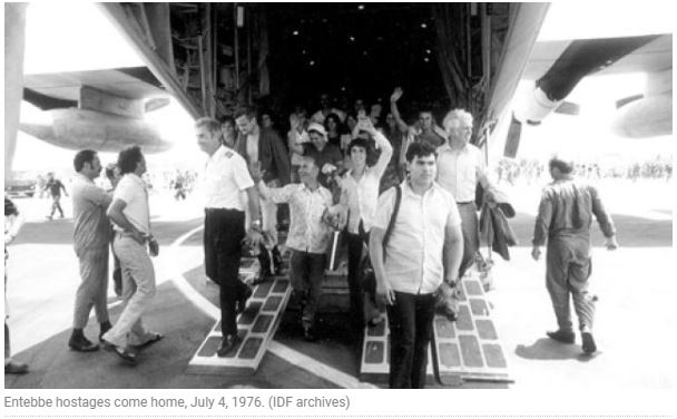 hostages come home