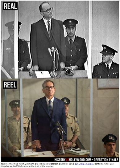 reality vs movie