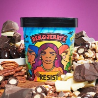 Are you disgusted by Ben & Jerry's political ice cream? Try Forest's flavors of yum!
