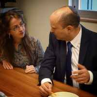 """Naftali Bennett and me - relationship status: """"it's complicated"""""""